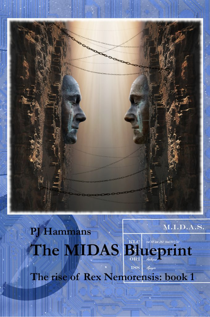 The MIDAS Blueprint book cover.